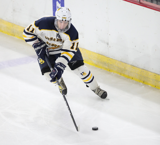 Boys Hockey Teams Move into State Semifinals