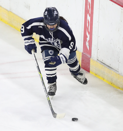 Boys and Girls State Hockey Semifinal Action Recap