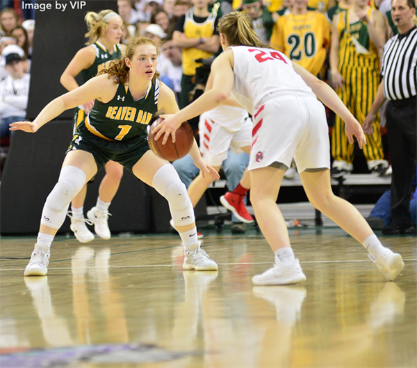 Beaver Dam Wins Third Straight Division 2 Girls Basketball Crown