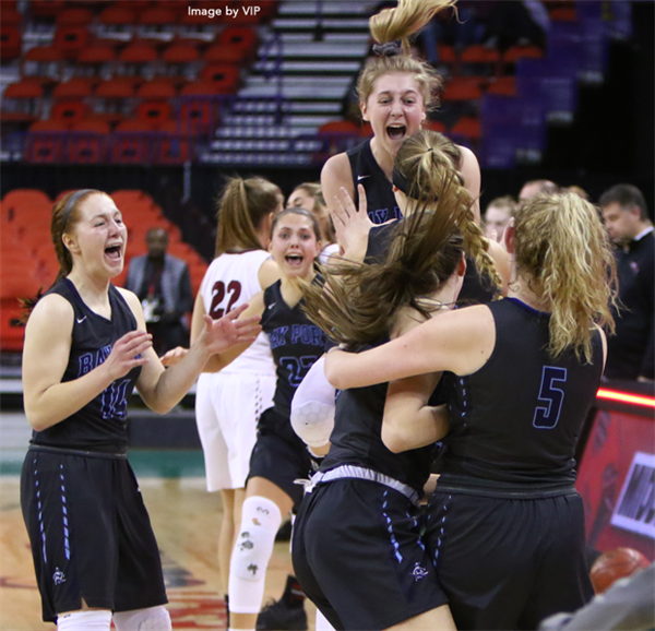 Bay Port Wins Division 1 Girls Basketball Championship