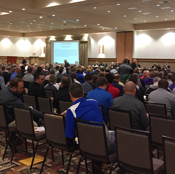 WIAA Membership to Get Down to Business at Annual Meeting