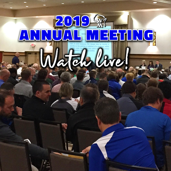 Watch Annual Meeting Live