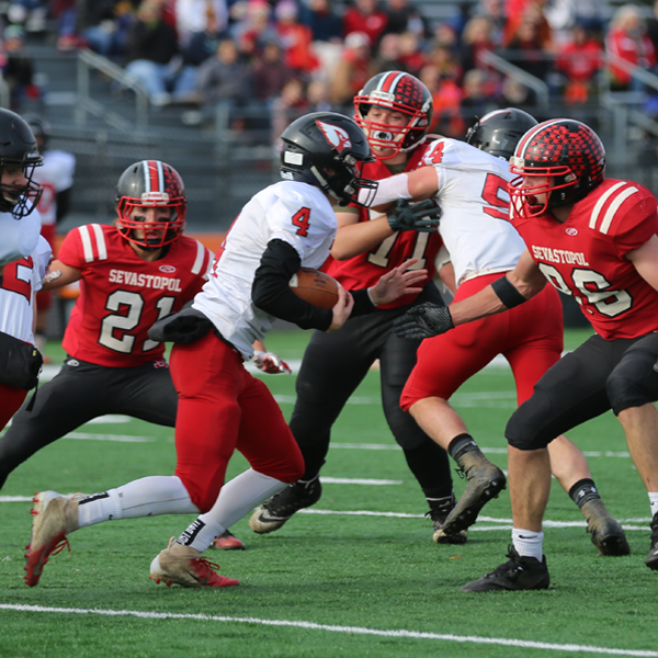Board Approves First Consideration of Eight-Player Football Alignment