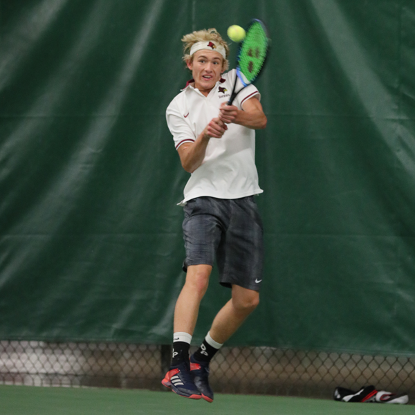 Boys State Individual Tennis Tournament Recap