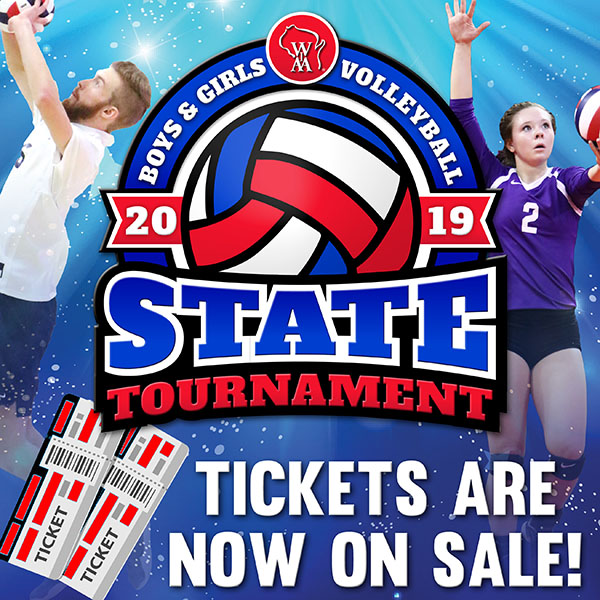 Boys & Girls State Volleyball Tickets On Sale Now