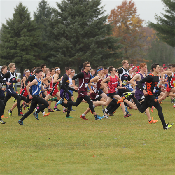 Cross Country Sectional Entries DUE October 22 - 11:59 pm
