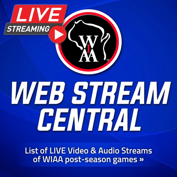 Watch & Listen LIVE to Girls Volleyball & Boys Soccer Streams