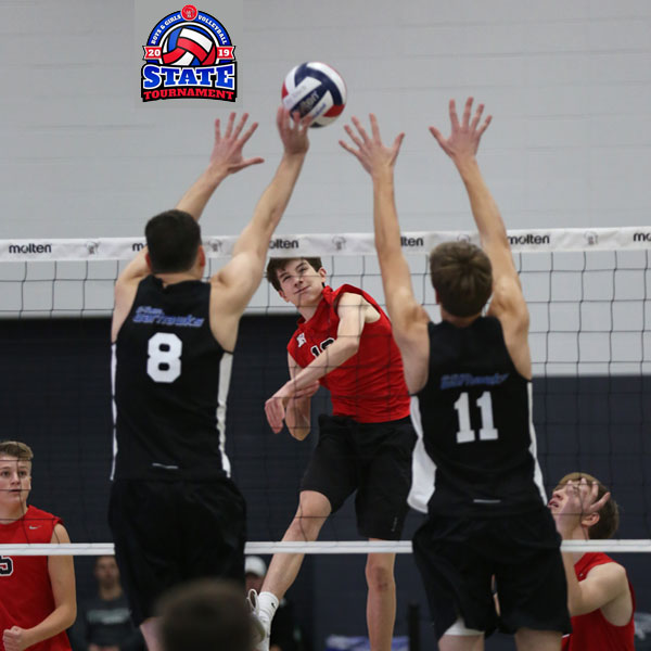Boys Volleyball Sectional Semifinal Results