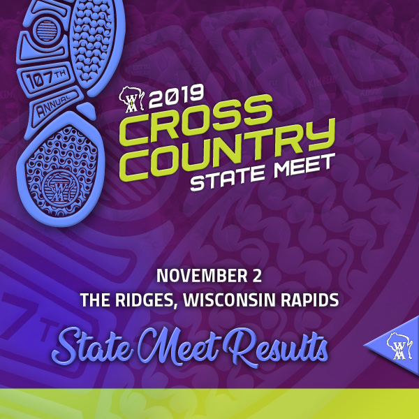 State Cross Country Champions Crowned