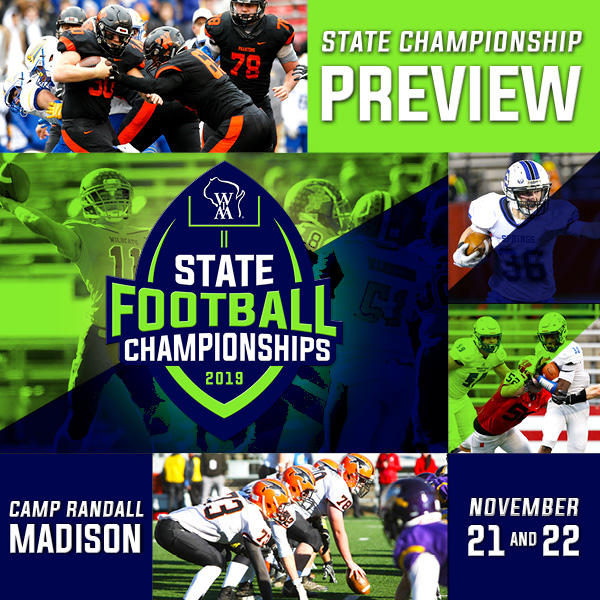State Football Championships Preview