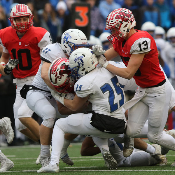 Six NFHS Football Rule Revisions Approved for 2020