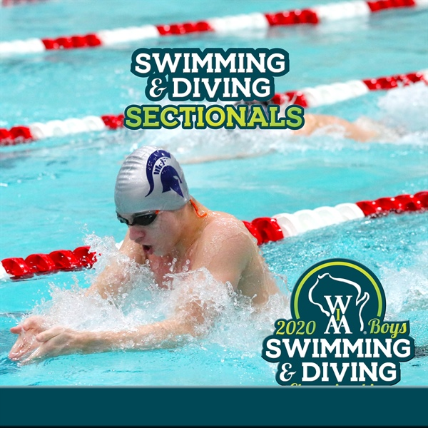 Boys Swimming & Diving Sectional Results & State Heat Assignments