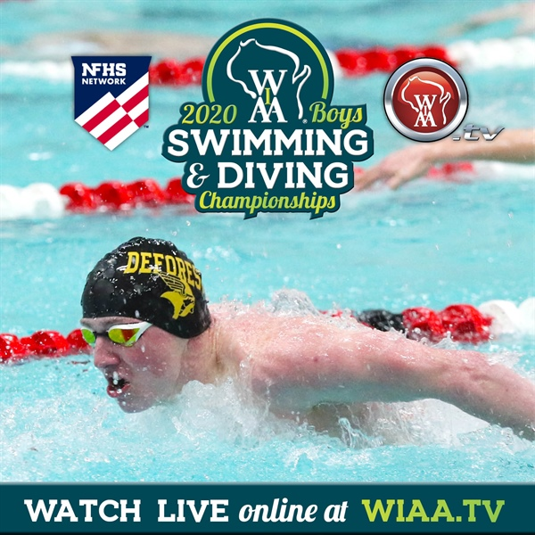 Watch Division 1 State Boys Swimming & Diving Championships LIVE
