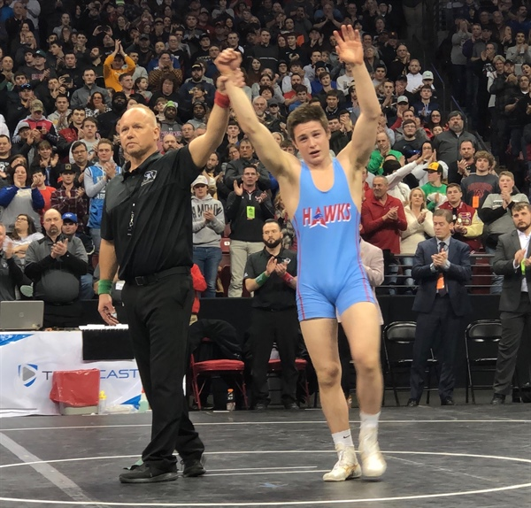 O'Toole Highlights 42 Individual Wrestling Champions