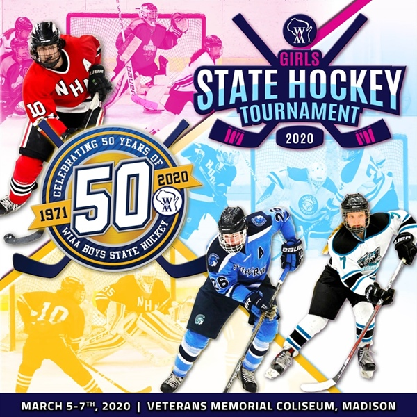 Four Hockey Teams Advance To Championship Game