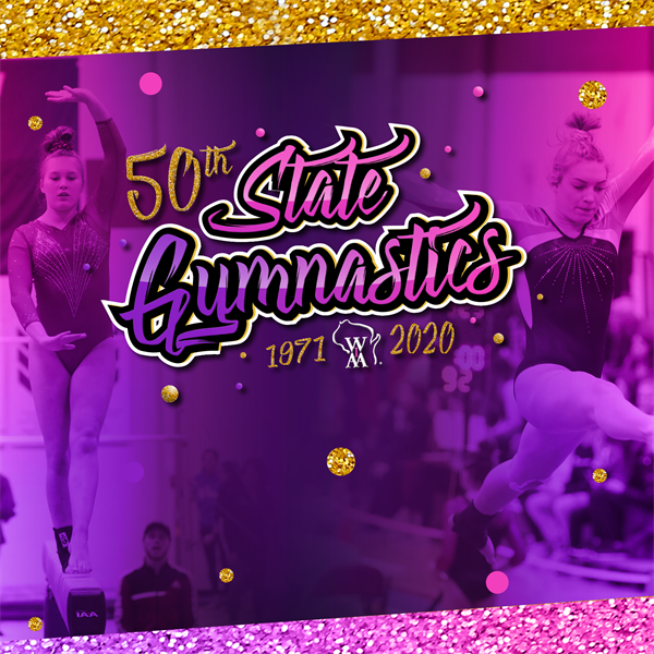 Individual Champions Determined at 50th State Gymnastics Tournament