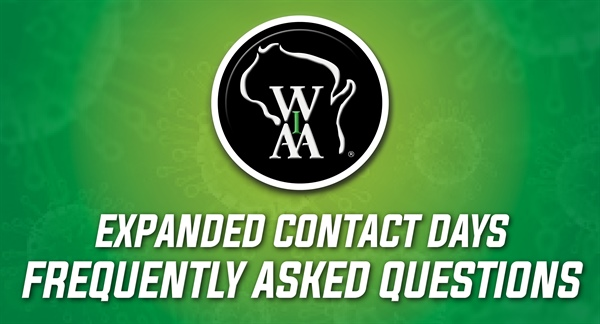 Executive Staff Responds to Expanded Contact Days Questions