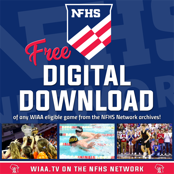 NFHS Network Offers Free Download of Favorite Event