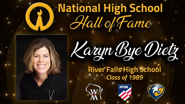 Karyn Bye Dietz to be Enshrined into National Hall of Fame