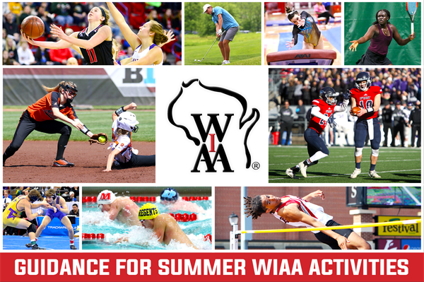WIAA Guidance for Summer Activities