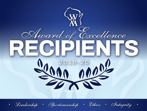 2019-20 WIAA Award of Excellence Recipients Announced