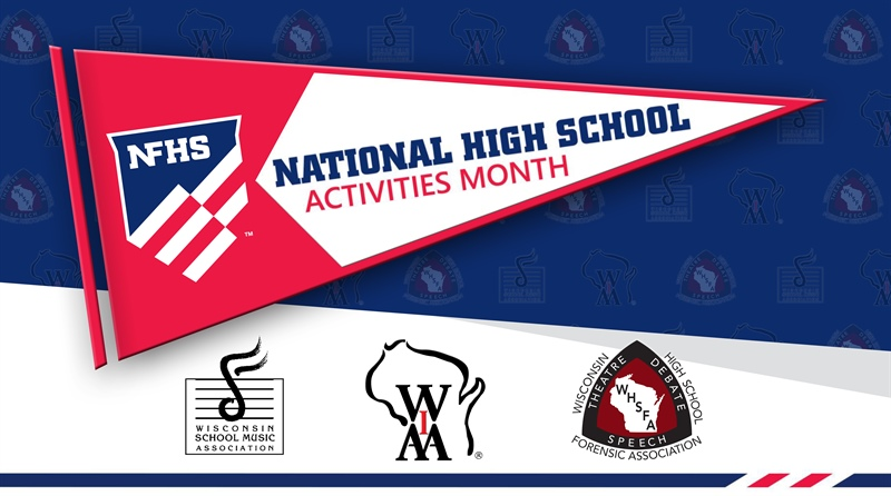 Celebrating Return to Play During National H.S. Activities Month