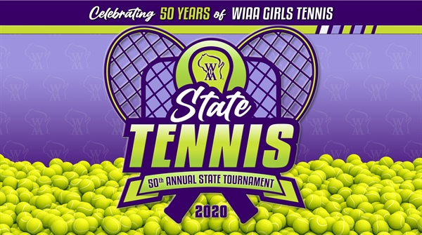 WIAA State Girls Individual Tennis Tournament Preview, Apparel, Program, Streams Info.
