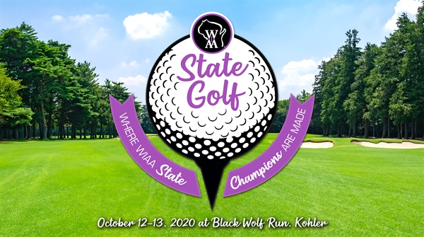 Play on First Day of State Girls Golf Championships Shortened