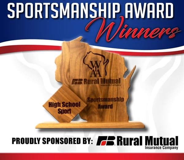 Fall Tournament Sportsmanship Award Winners Selected