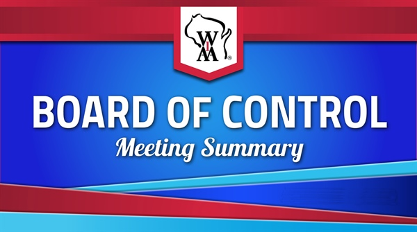 Board Addresses Quarantine Period & Reviews Sports Season Calendar