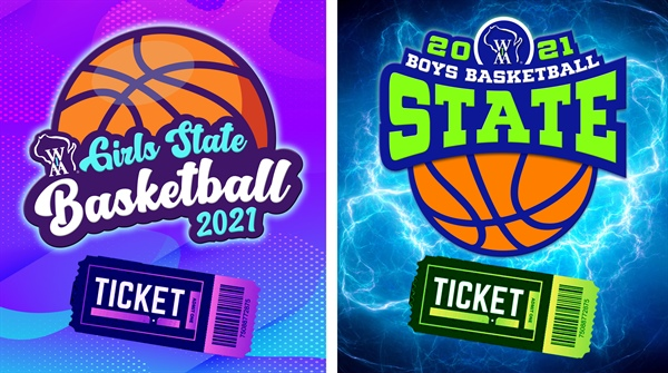 Purchasing 2021 Boys & Girls Basketball State Tournament Tickets