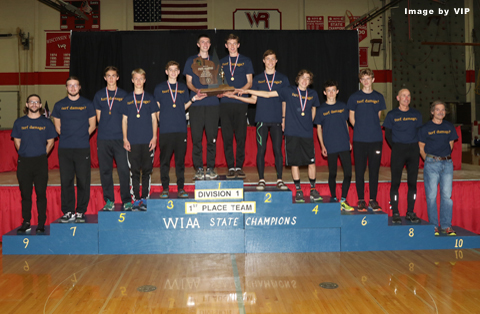 WIAA Boys Cross Country