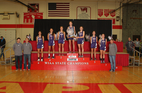 WIAA Girls Cross Country