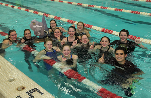 Wisconsin Swimming & Diving