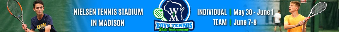 Boys Tennis Banner Rotator