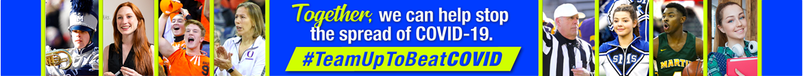 #TeamUpToBeatCOVID - Together